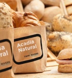 Acadia Natural Bag