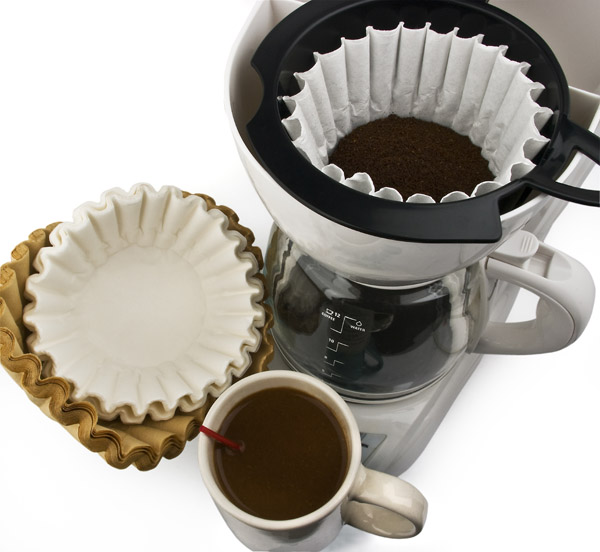 Coffee Filter Paper Manufacturers | Twin Rivers Paper