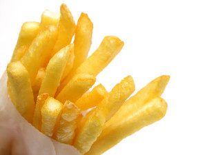 French Fries in Bag