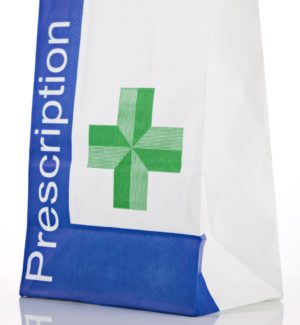 Retail Pharmaceuitcal Bag