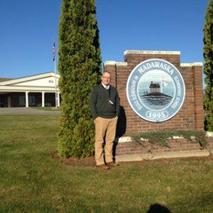 Madawaska Elementary School Principal receives Grant