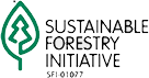 sustainable forestry initiative logo