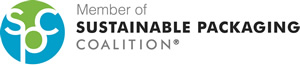 Logo for the sustainable packaging coalition trade association