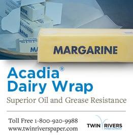 Acadia Dairy Wrap