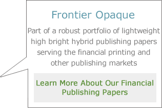 Learn more about our financial publishing papers
