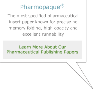Learn more about our pharmaceutical publishing papers